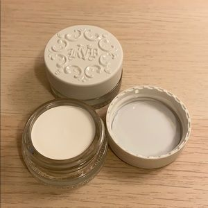 Kat Von D brow pomade in white out